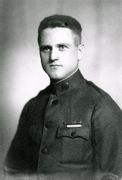 PFC Edward William Berger