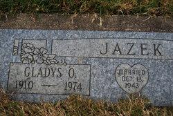 Gladys Olius <i>Tate</i> Jazek