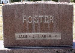 James Garfield Foster