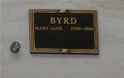 Mary Gane <i>Motley</i> Byrd