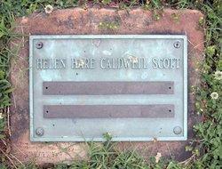 Helen Hare <i>Caldwell</i> Scott