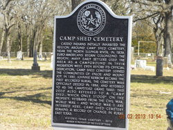 Camp Shed Cemetery