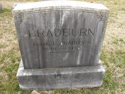 Annie E. Bradburn