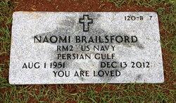 Naomi Brailsford