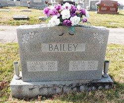 Gusta Mae <i>Pendleton</i> Bailey