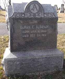 Doran Edwin Albaugh