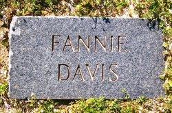 Fannie L Davis