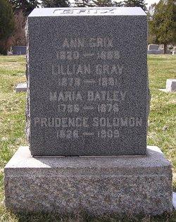 Maria Batley