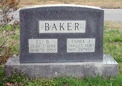 Eli Bennett Baker, Sr