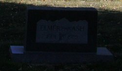 Elmer Raymond Hap Ash