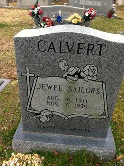 Jewel <i>Sailors</i> Calvert
