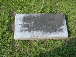 Irvin Clem Flowers
