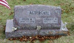 Lorraine H <i>Brandau</i> Agtergael