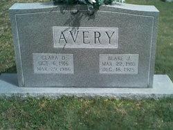 Blake J. Avery