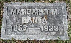 Margaret Maggie <i>Morrison</i> Banta