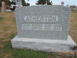 Nora <i>Morton</i> Atherton