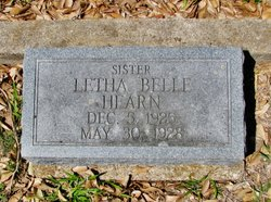 Letha Belle Hearn