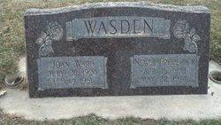 Joan <i>Ward</i> Wasden
