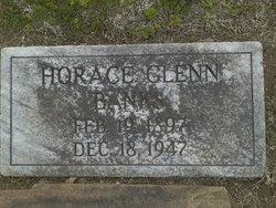 Horace G Banks