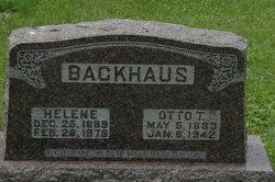Helene <i>Plass</i> Backhaus