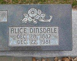 Alice Jane <i>Dinsdale</i> Keller