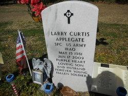 Spec Larry Curtis Applegate