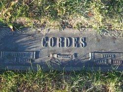 Evelyn <i>Hamann</i> Cordes