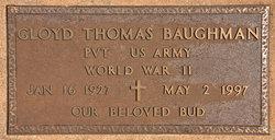 Gloyd Thomas Bud Baughman