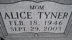 Alice Marie <i>Tyner</i> Coley