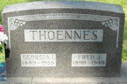 Frederick Joseph William Thoennes