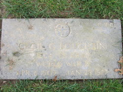 Cecil G Boughtin