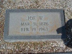 Joe W Fincher