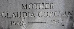 Claudia <i>Copelan</i> Smith