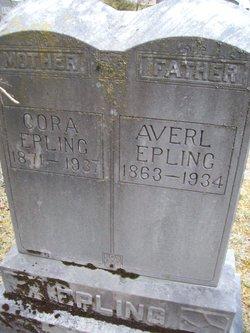 Averl Sherman Bud Epling