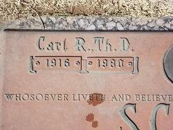 Dr Carl Raymond Scott