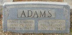 James A Adams