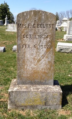 Frances Clay Fannie <i>Myers</i> Bourne