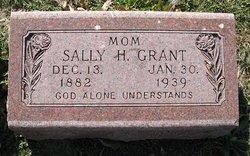 Sally Hazel <i>Moseley</i> Grant