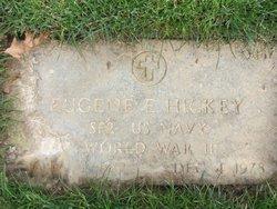 Eugene E Hickey