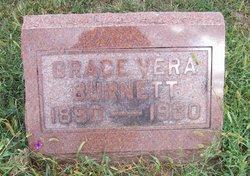 Grace Vera <i>Mills</i> Burnett