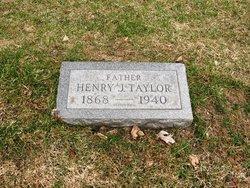 Henry J *Br-2/16/1868; M-1903 Taylor