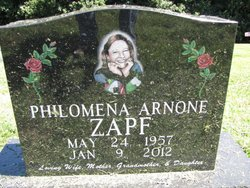 Philomena <i>Arnone</i> Zapf