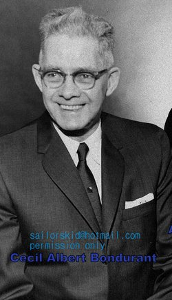 Cecil Albert Bondurant