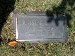 Ernest Eugene Wyman