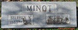Stephen William Minot