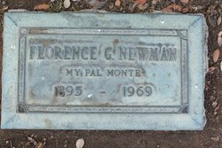 Florence Gladys Newman