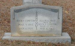 Doctor Franklin Dock Compton