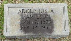 Allen Adolphus Dolph Hamilton