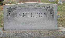 Sallie <i>Suther</i> Hamilton