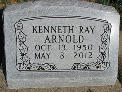 Kenneth Ray Arnold
